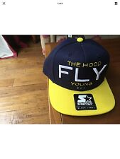 Nuevo con etiquetas de arranque la Campana volar joven Gorra De Béisbol-Azul/Amarillo