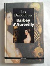 Les diaboliques de Barbey d'Aurevilly. Eds Slatkine / Collection Fleuron