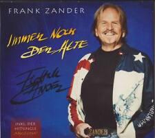 FRANK ZANDER Immer Noch Der Alte CD 2015 Signiert * NEU