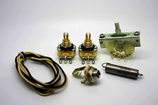 FENDER TELECASTER STANDARD WIRING KIT WITH PIO CAPACITOR 0.022uf K40Y-9