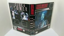 Clock Tower - [CASE ONLY] English SNES NTSC [GAME NOT INCLUDED]