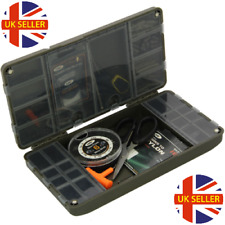 NGT Fishing Terminal Tackle XPR Compact Secure Box System for Hooks,shot,Line