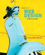 Basics of Web Design: HTML5 and CSS3-ExLibrary