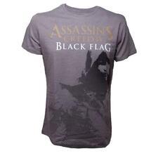 Assassins Creed - Black Flag - Grey Kenway Brand New Shirt - Official Merch