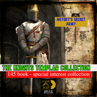 The Knights Templar collection -Order of Solomon's Temple -History's secret army