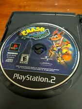 Crash Bandicoot The Wrath of Cortex Sony PlayStation 2 2001 Ps2 Disc Only polish