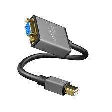 Mini Display Port to VGA Converter Maximum Resolution WUXGA 1920x1200 60Hz NEW