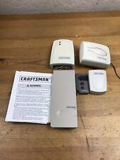 Craftsman 315 Garage Door Remotes And Other Accessories Bundle