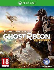 Tom Clancy's Ghost Recon: Wildlands xbox one  nuovo!!!
