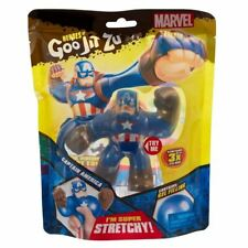 Heroes of Goo Jit Zu Marvel Superheroes Captain America Action Figure