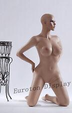 Sexy-2 Hochwertige Schaufensterpuppe Schaufensterfigur schick große Brüste neu