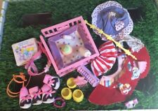 Vintage G1 My Little Pony Baby Pony Accessories-crib/bottle/t oys/clothing Mlp27