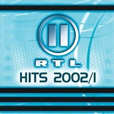 RTL II Hits 2002/1 Mad'house, Scooter, Aquagen, Ian van Dahl, Svenson &.. [2 CD]