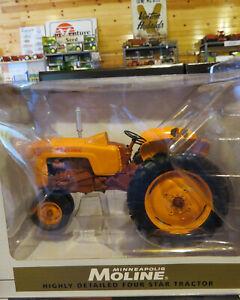 "SpecCast Minneapolis Moline ""4 Star"" Tractor 1/16 MM-SCT626-B2"