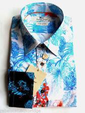 Button Cuff Formal Shirts Claudio Lugli Men's Singlepack
