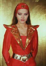 Ornella Muti Flash Gordon Photo Print. Size: 8.27 × 11.69 Inches