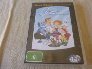 The Jetsons : Season 1 (4x DVD) Region 4  George O'Hanlon, Janet Waldo