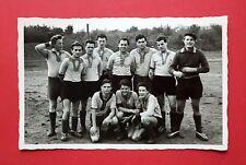 Sport Foto AK DRESDEN um 1930 Fussball Mannschaft Rotation Dresden ( 36930