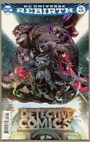 Detective Comics #934-2016 vf 8.0 1st Standard cover 1st The Team 1st Colony