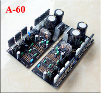 A60 Current Feedback Board Kit Power Amplifier Board 2SC5200.A1943