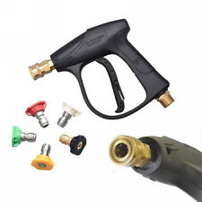 3000 PSI Max High Pressure Washer Gun Water Washer &Turbo Spray Nozzle GMP 2.5