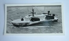 Very Rare 1970's Dinky Toys Archive Photos, No. 672, Missile Boat, - Superb