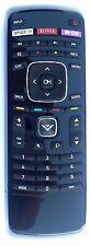 Vizio XRT112 LED Smart Internet Apps TV Remote with Amazon, Netflix & M-GO Keys