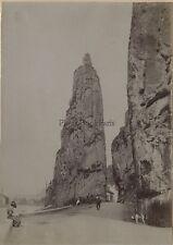 Dinant Belgique Photo Amateur Vintage citrate 1900