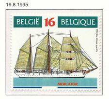 [153597] TB||**/Mnh || - [2608] Belgique 1995, bateau 'Mercator', grand voilier