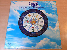 EX/EX !! Finch/Glory Of The Inner Force/1975 Atco LP