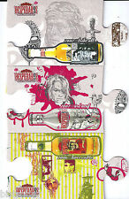 5x sous bock PUZZLE ※ DESPERADOS ※ Hors Série 9 beercoaster Limited edition