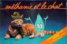Jeu de société Méthanie et le chat - Rareté! Edf -