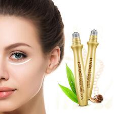 15ml Moisturizing Tightening Anti Puffiness Snail Essence Eye Serum Skin Repair