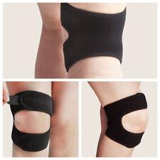 Adjustable Knee Support Patella Strap Neoprene Brace Fastener Guard Gym Sports