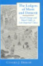 The Ledgers of Merit and Demerit: Social Change and Moral Order in-ExLibrary