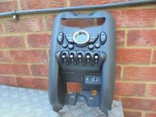 BMW MINI R55 R56 LCI BLACK CLIMATE CONTROL HEATER SWITCHES CONTROL PANEL 3456300