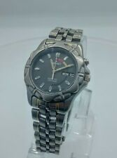 Seiko Kinetic 5M63-0A40 men's watch full titanium 5M63-0A40 analog 10 ATM