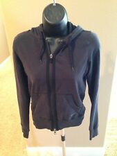 womens nike sports hoody XS With Virgin Mary On Back Hoodie