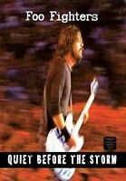 FOO FIGHTERS - QUIET BEFORE THE STORM USED - VERY GOOD DVD