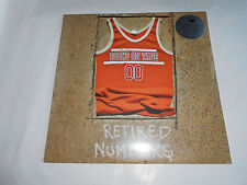 Retired Numbers Books On Tape 00 Vinyl  2012 Limited Re Issue 300 Copies NEW
