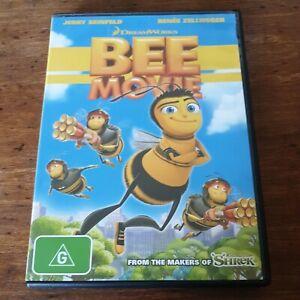 Bee Movie Dreamworks DVD R4 Like New! FREE POST