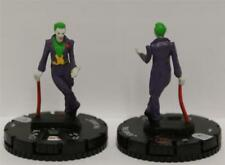 WIZKIDS HEROCLIX DC COMICS LOT OF 2 THE JOKER # 001 W/CARDS