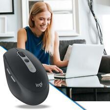 Logitech M590 Mute Smart Wireless Bluetooth 1000DPI Mouse Optical Computer Mice
