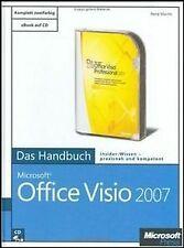 Microsoft Office Visio 2007 - Das Handbuch, m. CD-ROM vo... | Buch | Zustand gut