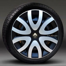 "4x15"" wheel trims, Hub Caps, Covers to fit Renault Scenic/Megane ( Quantity 4)"
