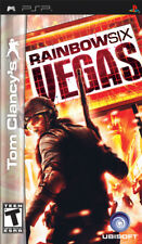 Rainbow Six Vegas PSP New Sony PSP