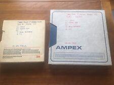 Sammy Hagar Live Recording Master Tapes 1982 RARE