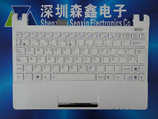 SP Spanish Version Keyboard for ASUS Eee PC X101h X101ch White Frame