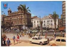 Postal de Alicante. Plaza del Mar. Ed. Ayala. Escrita