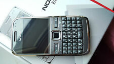 100% NEW Nokia E72 - Metal grey (Unlocked) Smartphone